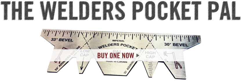 Buy The Welders Pocket Pal Now